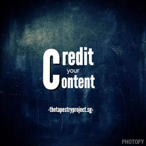 credit your content